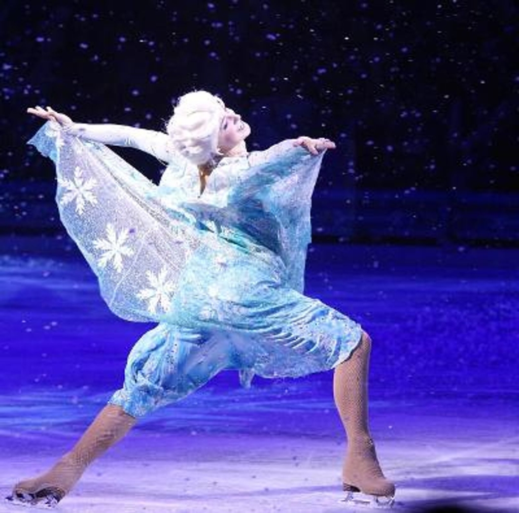 Skater who plays Queen Elsa in 'Disney on Ice' coming to Vail Skating Festival this winter