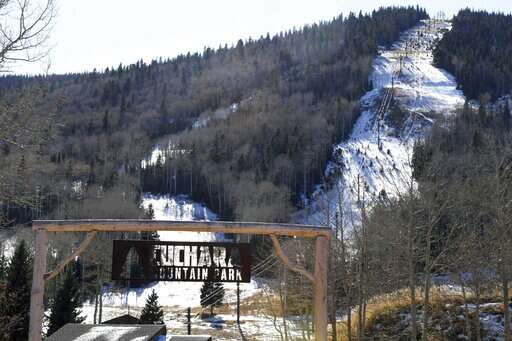 Abandoned Colorado resort has dreams of returning to skiing
