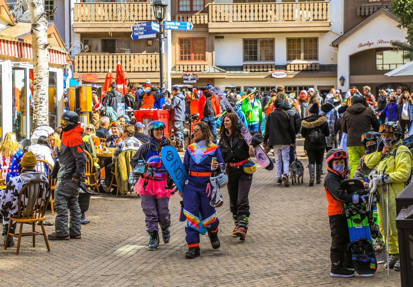 Vail modifies alcohol consumption areas