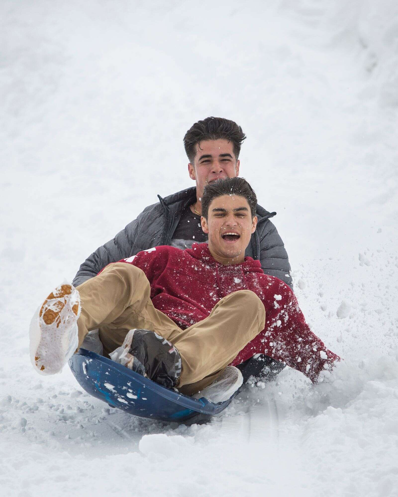 Snapshot: Spring in Park City is a wild ride