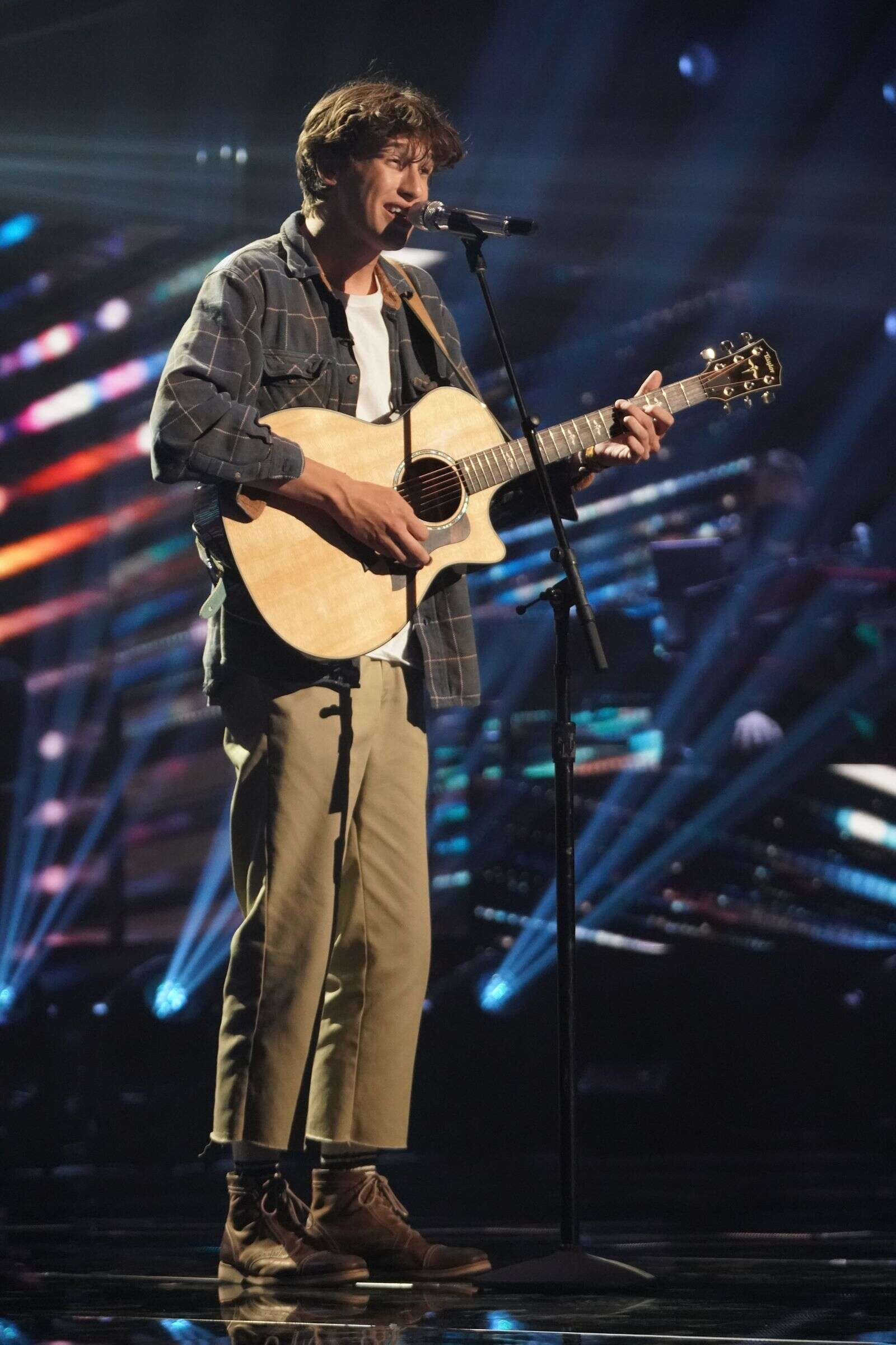 Park City's Wyatt Pike drops out of 'American Idol'