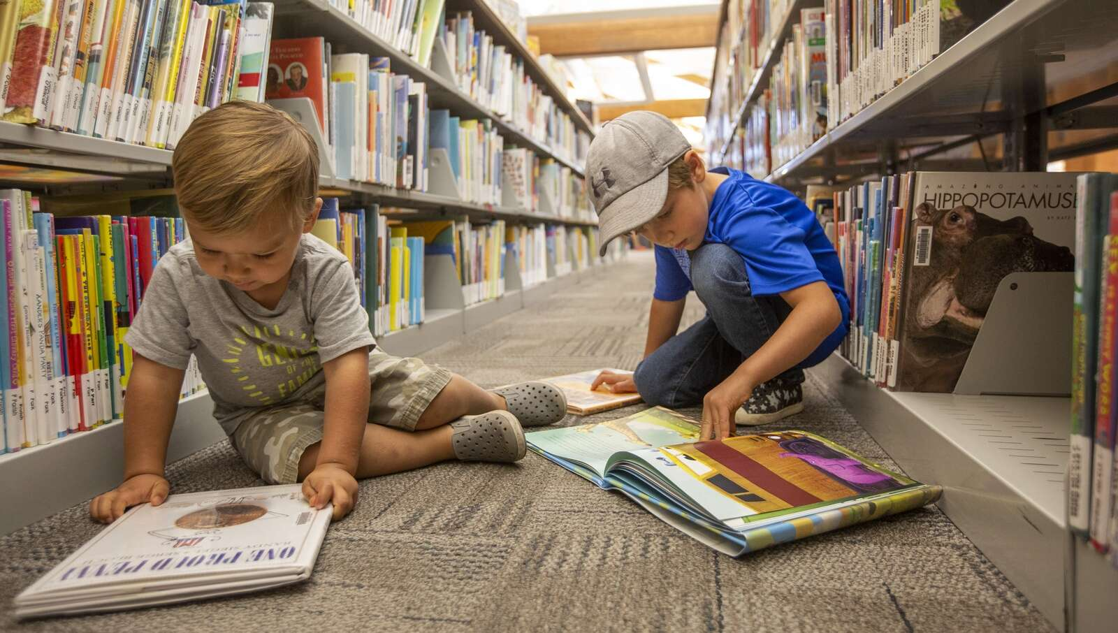 Summit County Library branches are open after a year of COVID-19 closures