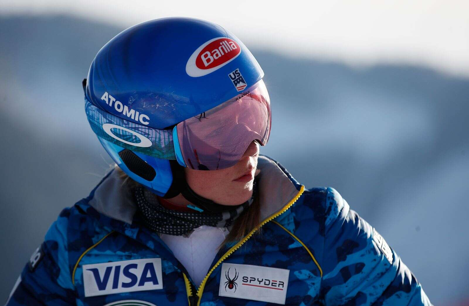 Mikaela Shiffrin finishes third in World Cup GS on Sunday in Slovakia