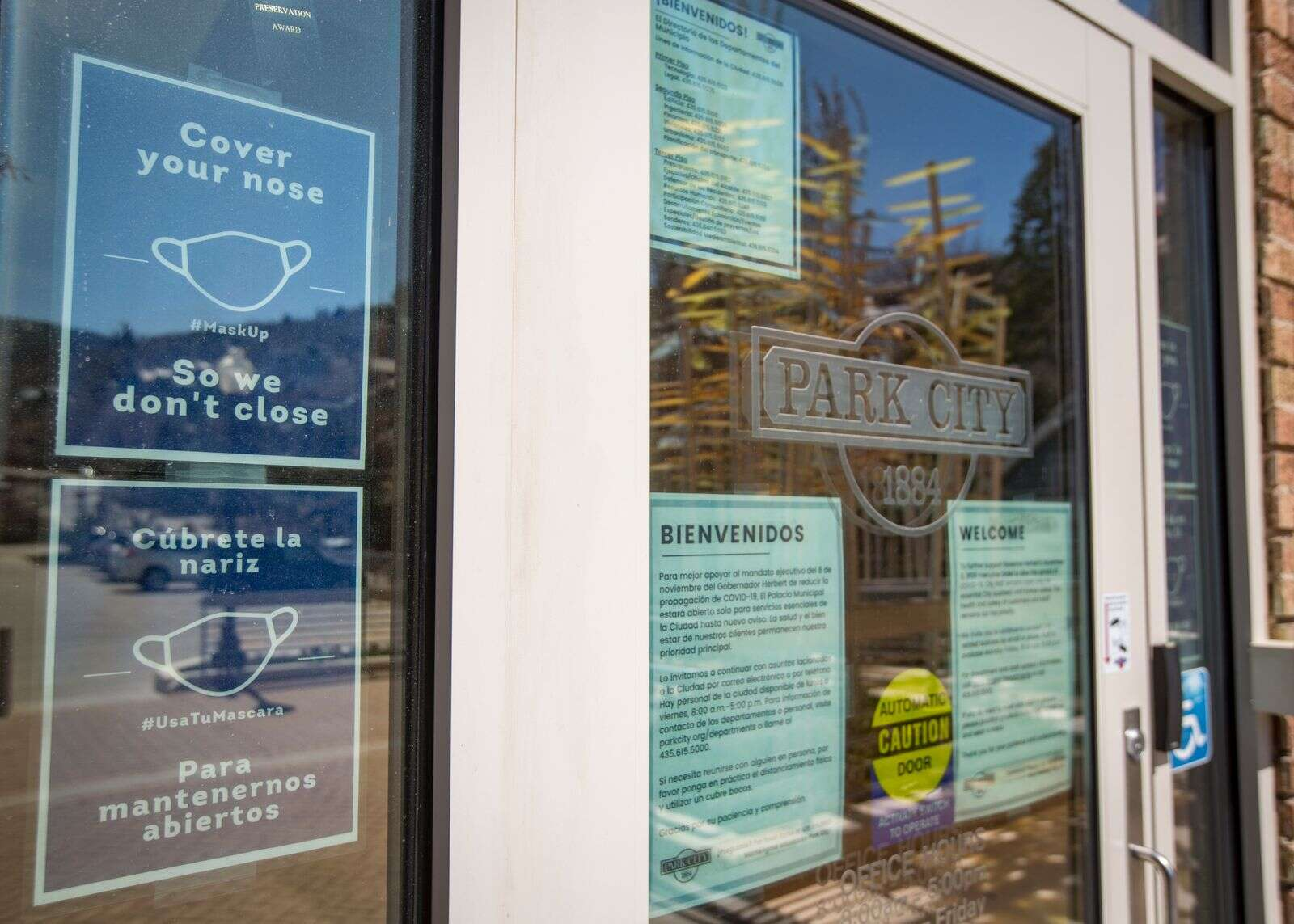 Park City keeps mask requirement in municipal buildings like library, City Hall