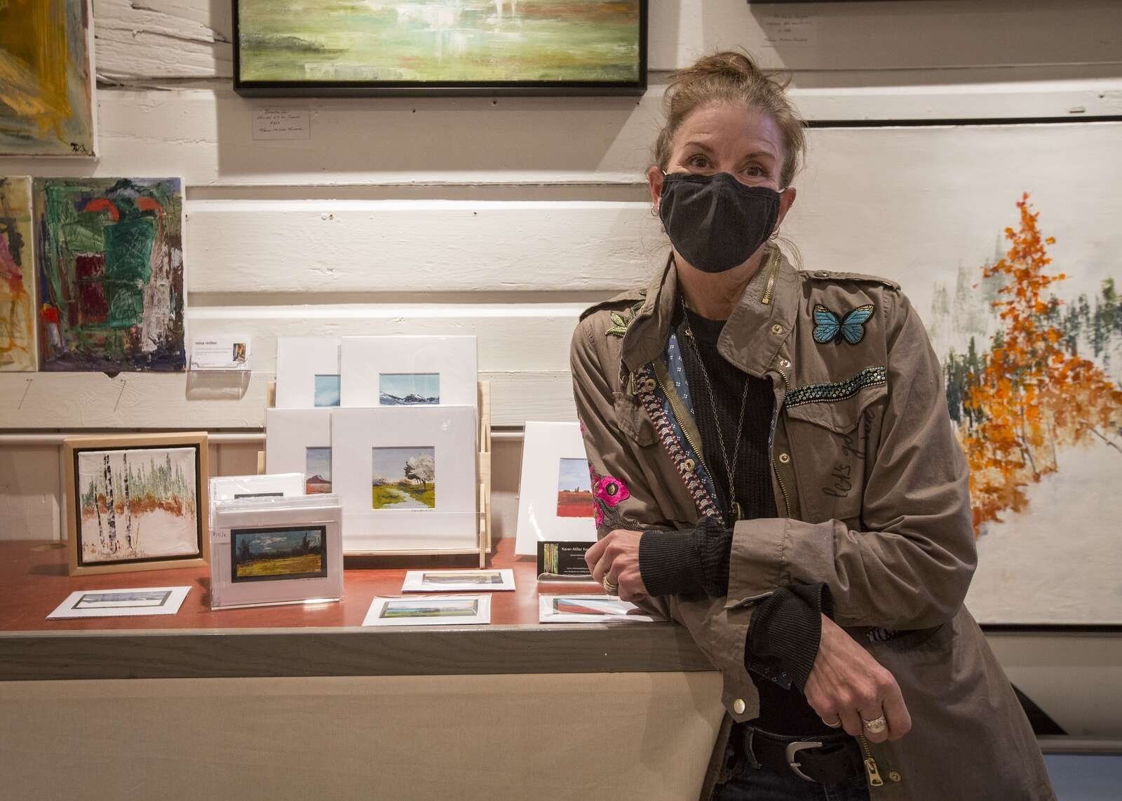 Park City-based artist 'getting unstuck' after struggling with creativity during the pandemic