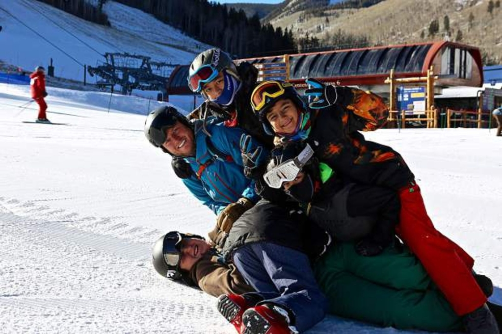 SOS Outreach to provide learn to ski, ride program to 200 Summit County youths