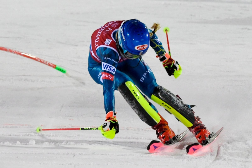 So, what's good for Mikaela Shiffrin?