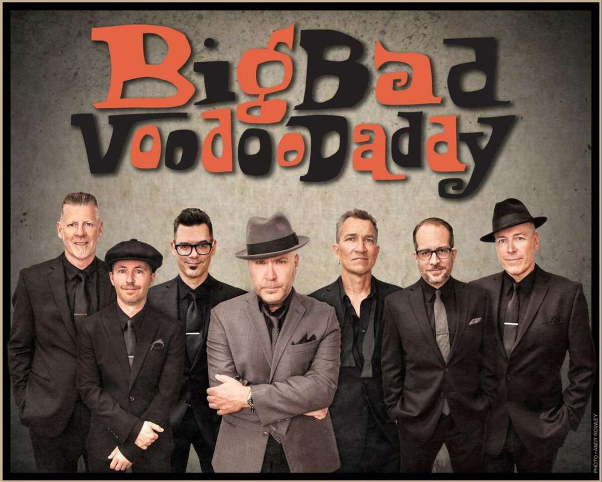 Big Bad Voodoo Daddy will bring some swing-band mojo to Park City