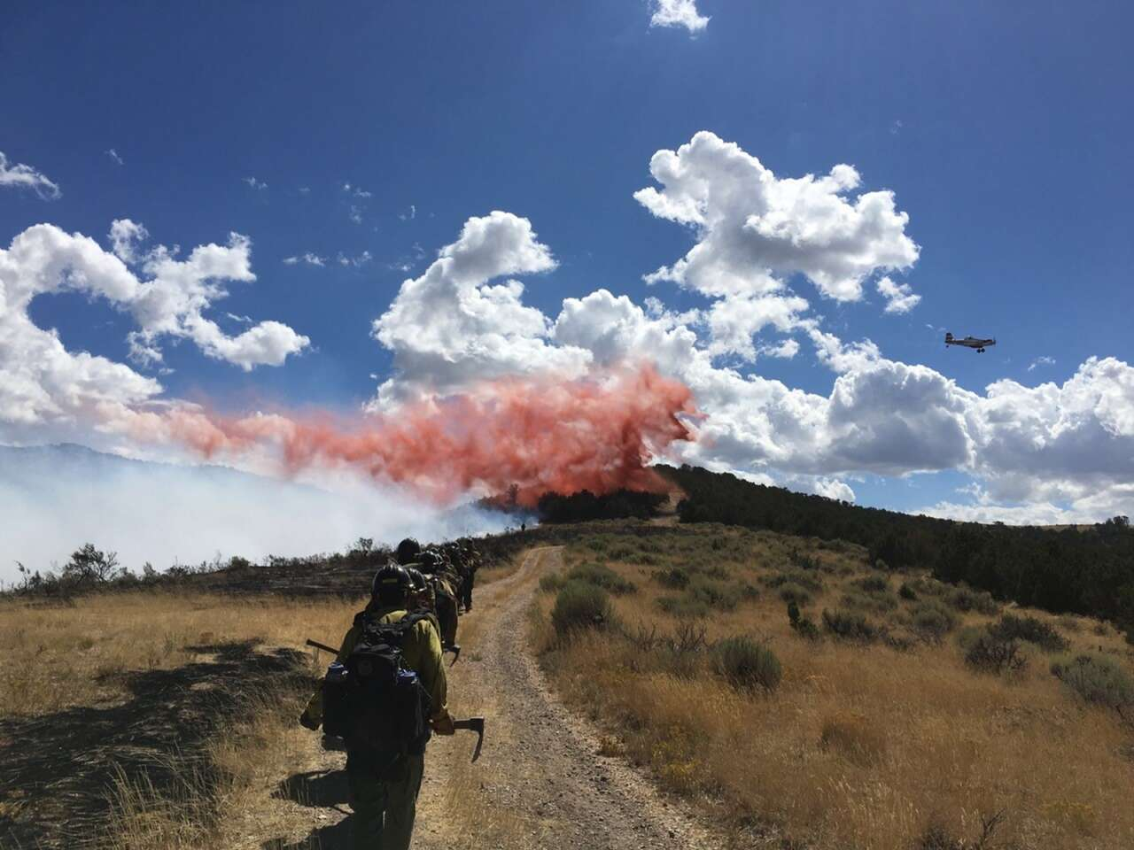 Writers on the Range: What do we owe wildland firefighters?
