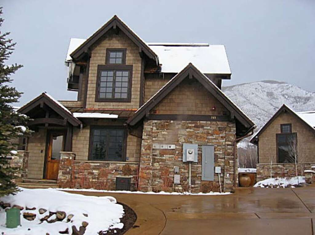 This Aspen home at 705. S. Spruce street sold for $12.2 million in April 2020. | Courtesy Pitkin County Assessor's Office