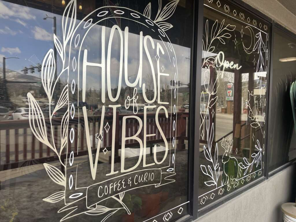 House of Vibes is located at 191 Blue River Parkway, Suite 103, in Silverthorne.   Photo by Taylor Sienkiewicz / tsienkiewicz@summitdaily.com