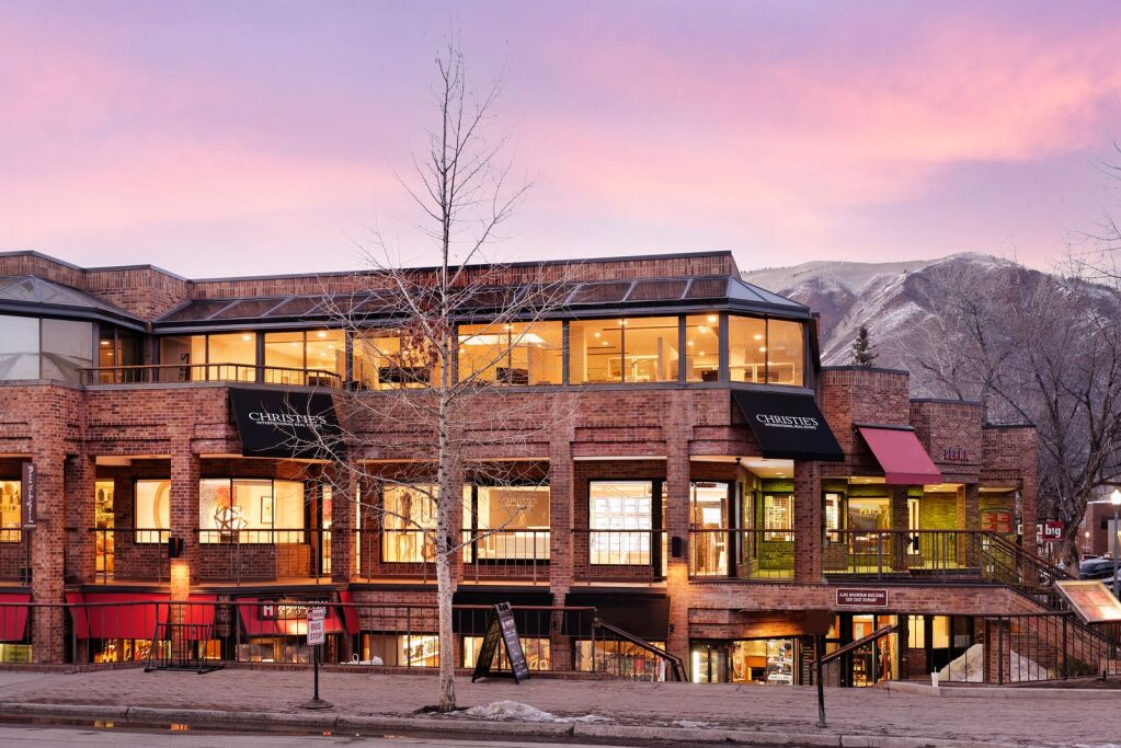 Christie's Gallery to pop up in Aspen this summer