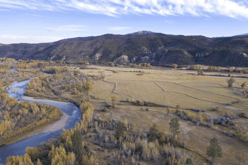 The Coffman Ranch includes wetlands, wildlife habitat and 3/4-mile of Roaring Fork River frontage. | AVLT/courtesy photo