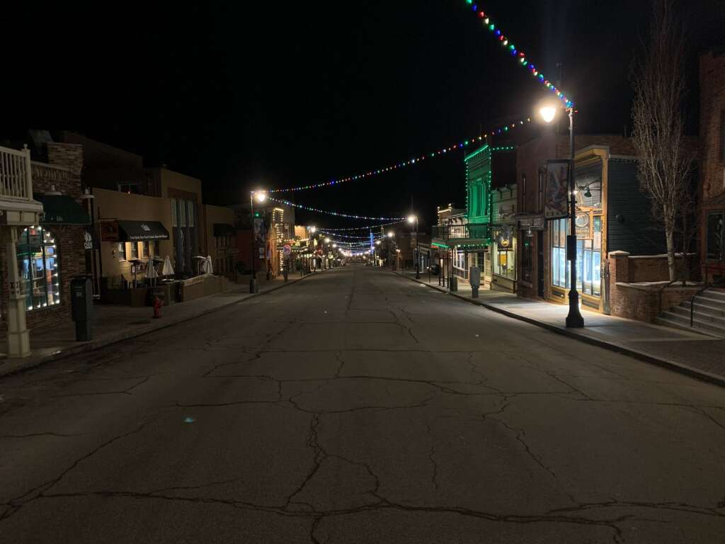 Park City councilor, expressing optimism for recovery, sees economic effects of coronavirus as a 'blip'