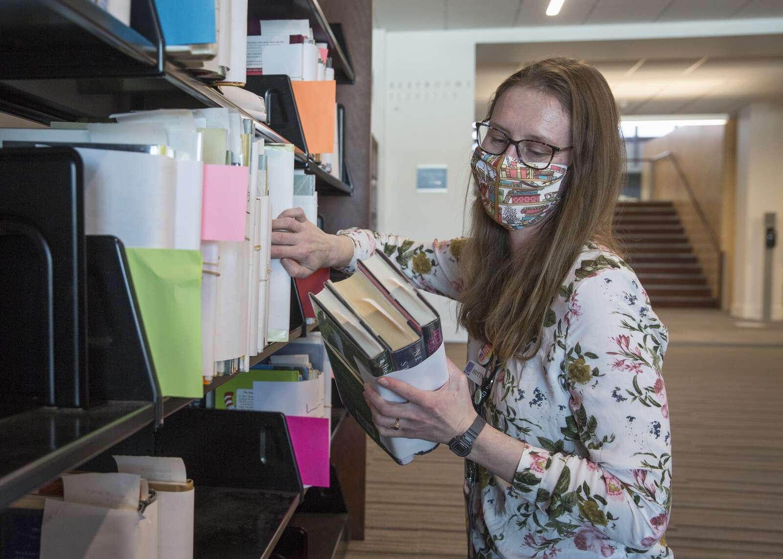 Park City Library reopens, another chapter in comeback from coronavirus