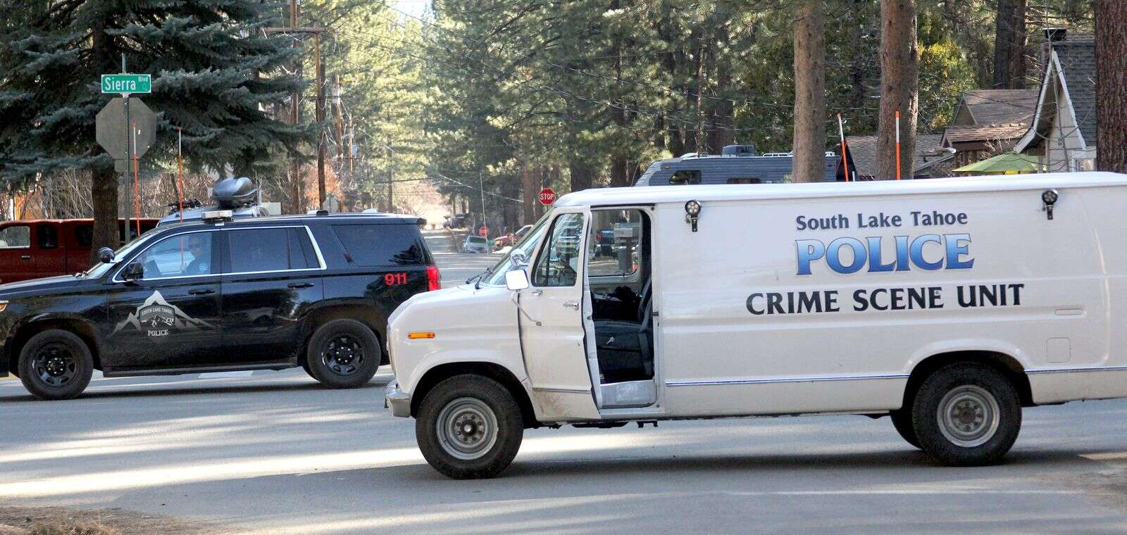 Authorities are investigating a possible homicide that took place early Wednesday in South Lake Tahoe