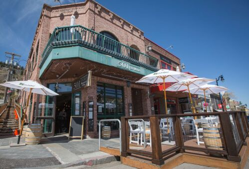Park City approves 10 dining decks along Main Street, the most ever