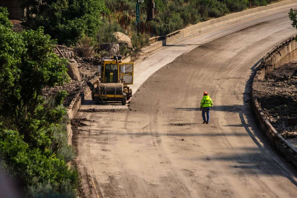 The Colorado Department of Transportation has worked tirelessly to reopen Glenwood Canyon near Glenwood Springs.   Chris Dillmann/cdillmann@vaildaily.com
