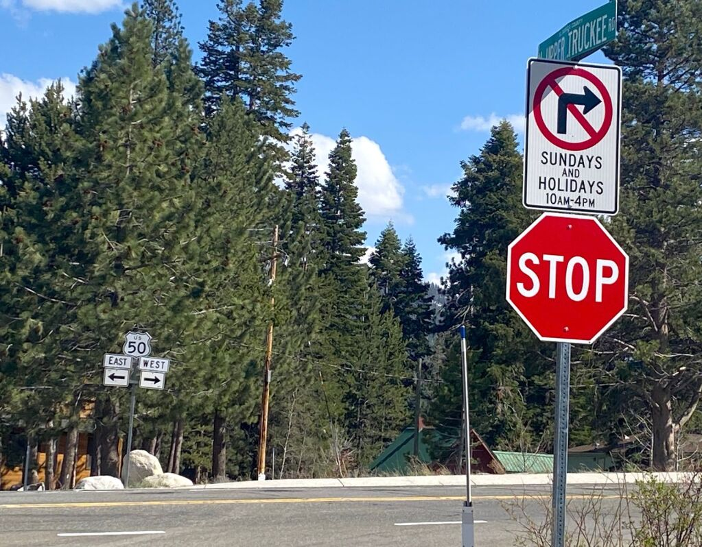 Success of South Tahoe traffic program depends on apps, drivers
