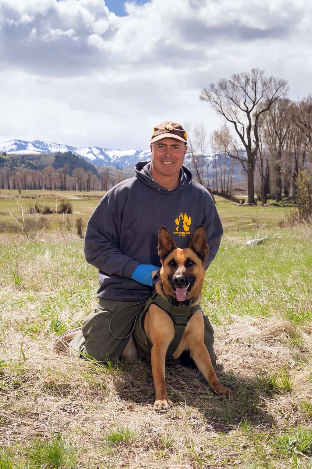 Seven-year-old Boomer, the first K-9 deputy for Routt County, retired from service in April 2020. He died Jan. 3.