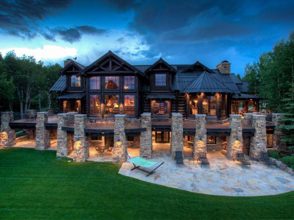 The High Plains Ranch sits on 6,900 acres with a 16,000 square foot main lodge. | Courtesy High Plains Ranch