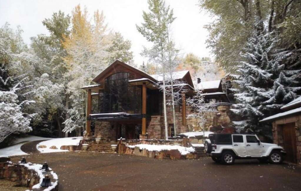 This Red Mountain home on Willoughby Way sold for $22.1 million on Nov. 13, 2020. | Courtesy Pitkin County Assessor's Office