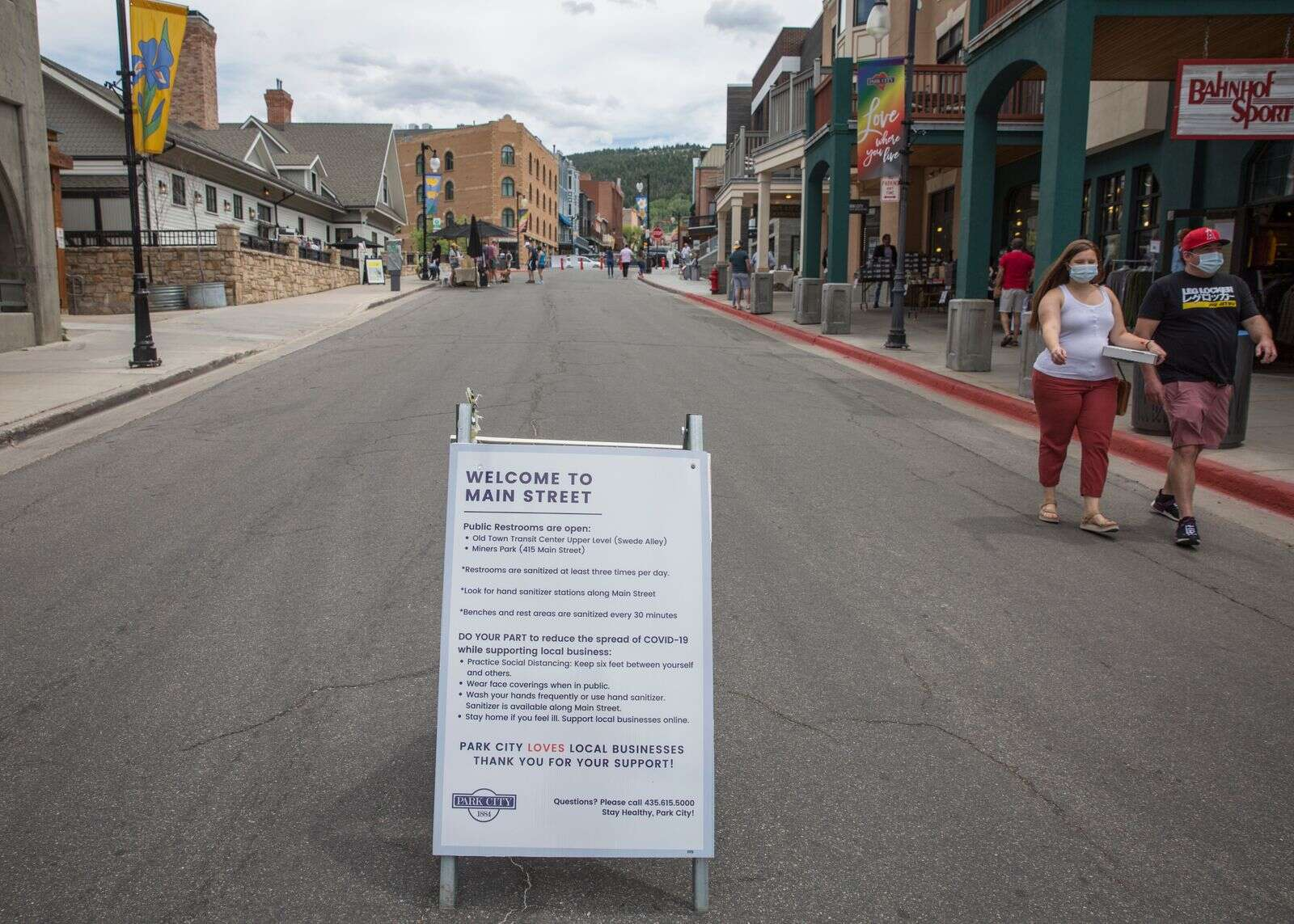 Park City business group finds restaurants, retailers overwhelmingly support Main Street pedestrian days