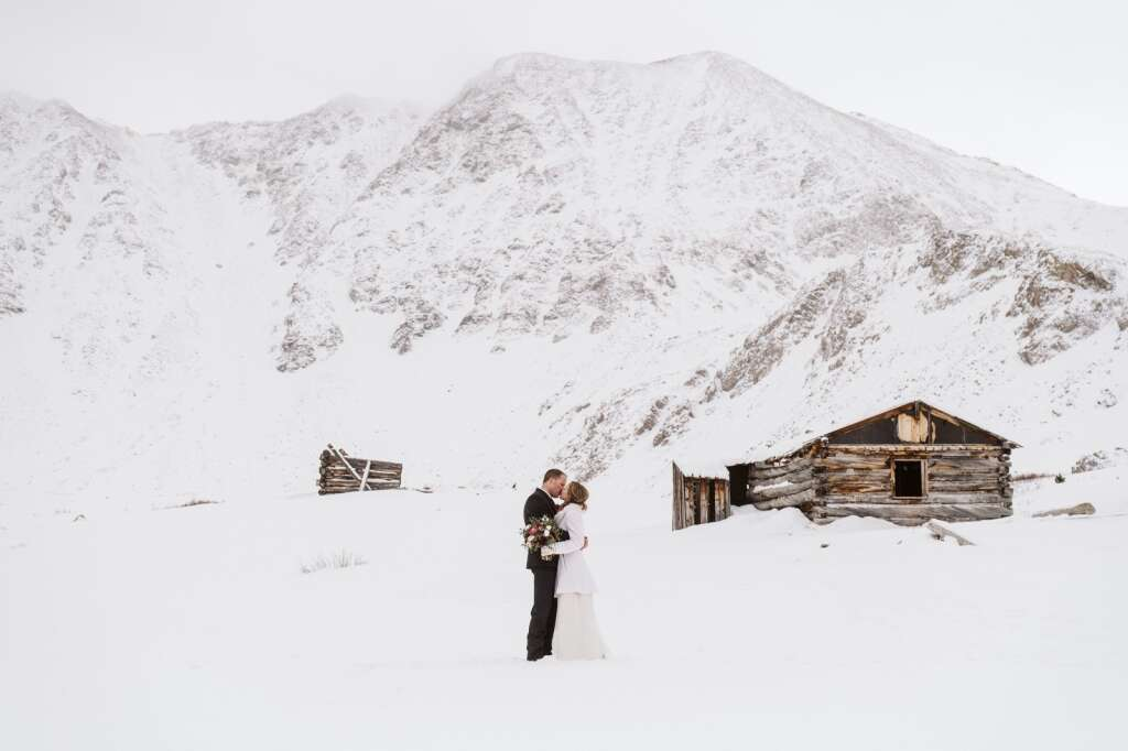 Summit County offers couples the unique opportunity to elope in one of Colorado's most picturesque locations. | Nina Larsen Reed /Courtesy photo