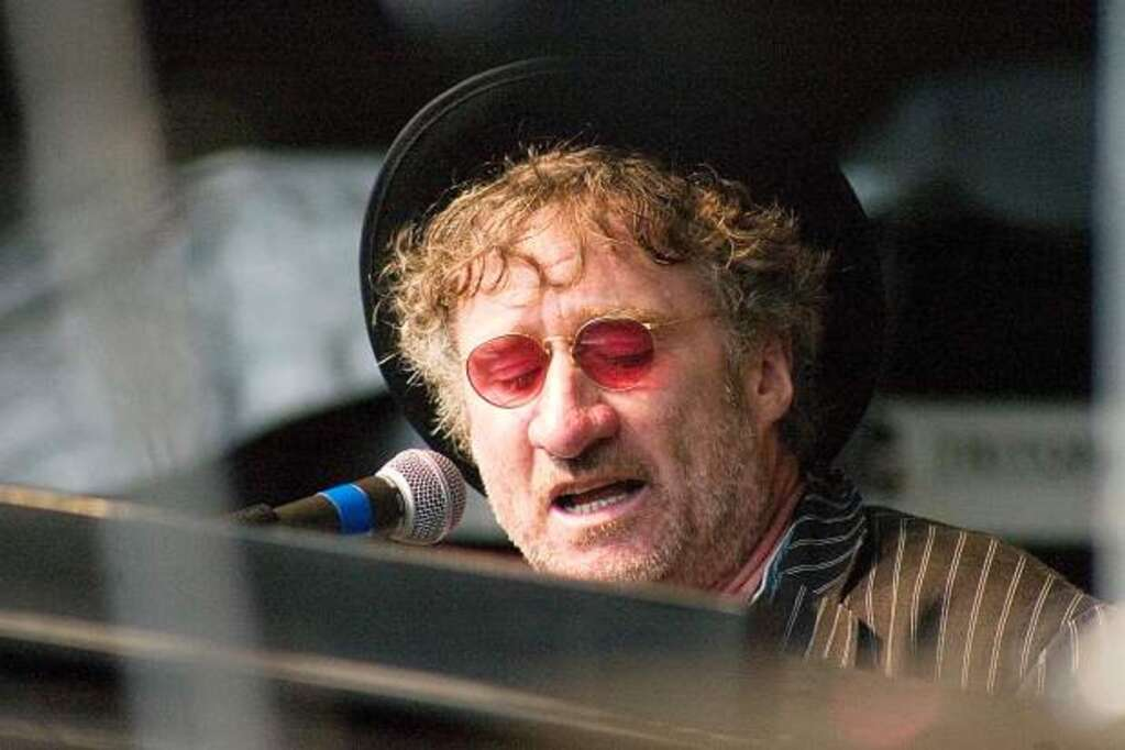 Jon Cleary at a previous Jazz Aspen performance.