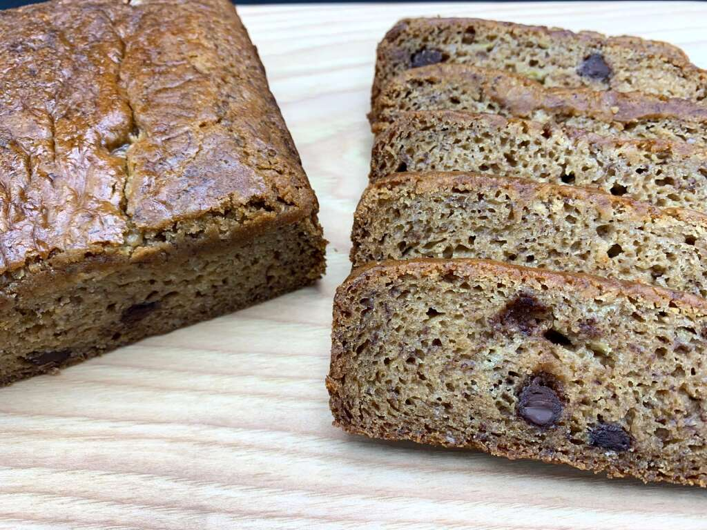 Panorama Kitchen, in Carbondale, recently released an allergen-free banana bread.