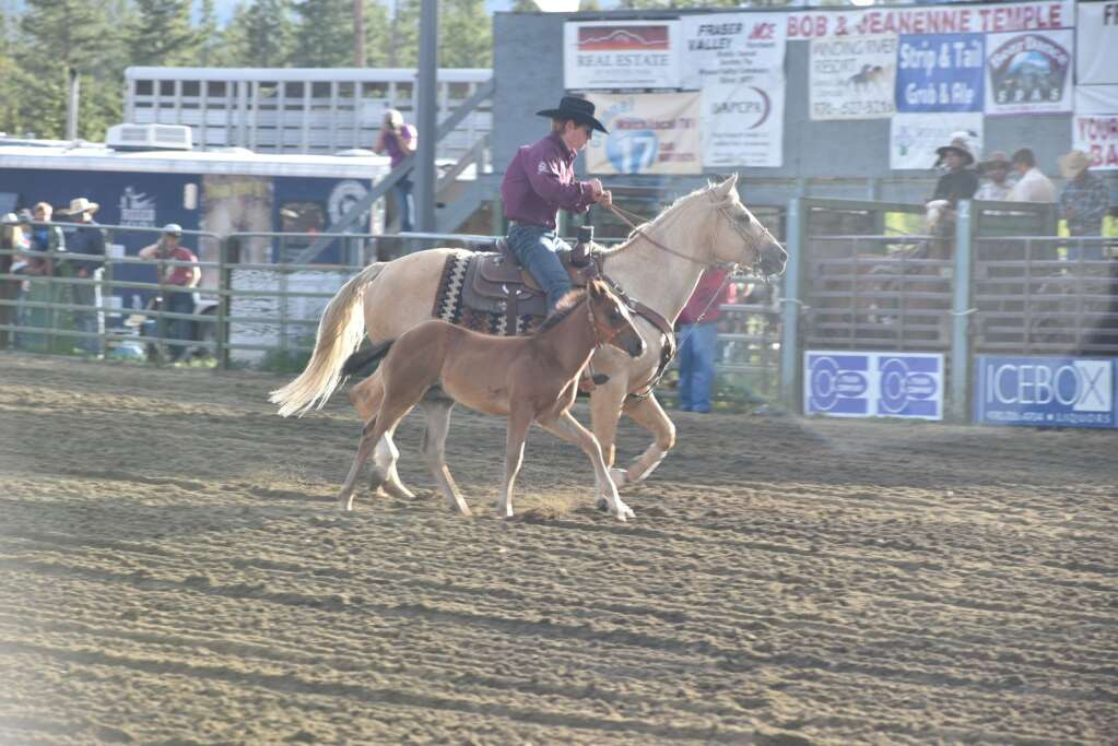 High Country Stampede's theme for this weekend's upcoming rodeo is Old West, so wear Western gear to celebrate.