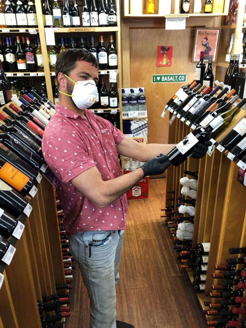 WineInk: Wine in the Year of the Plague