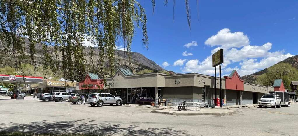 The former Clark's Market building near downtown Basalt has sat empty for the better part of a decade. | Aspen Times file