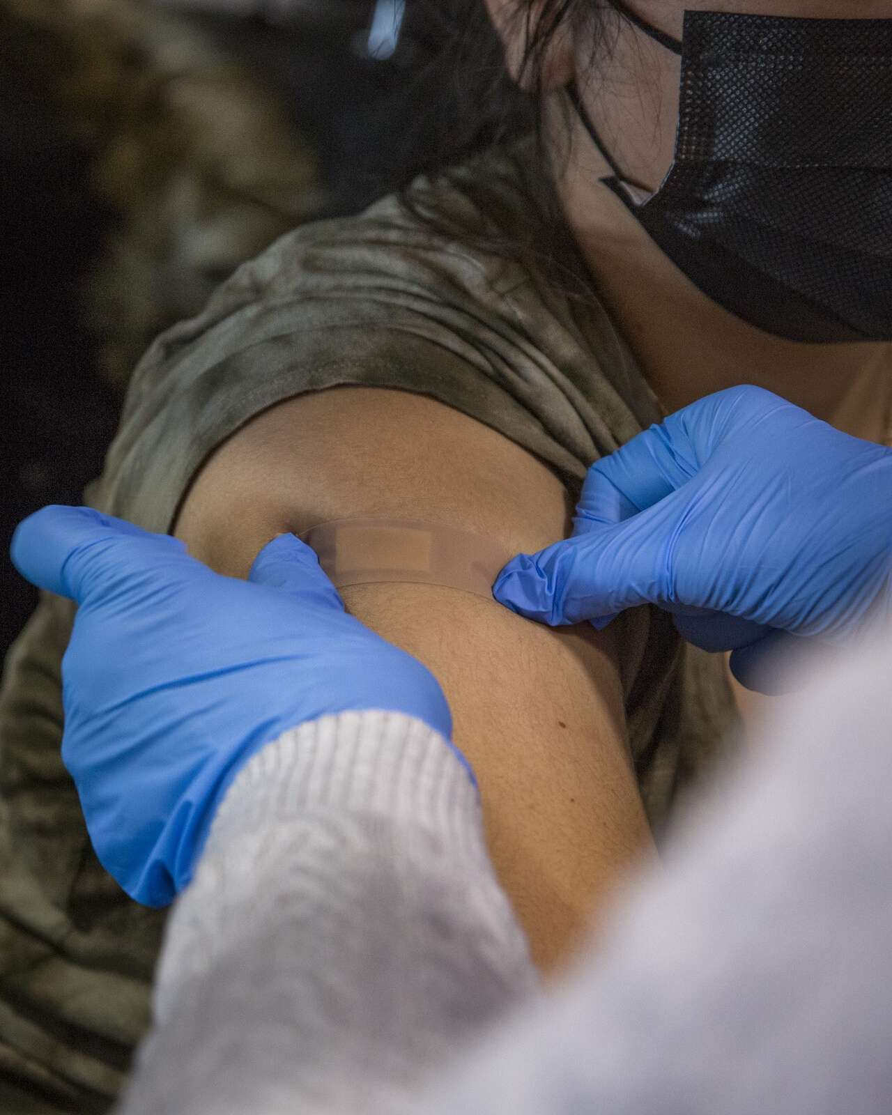 Summit County's COVID cases have fallen sharply while vaccinations ramp up
