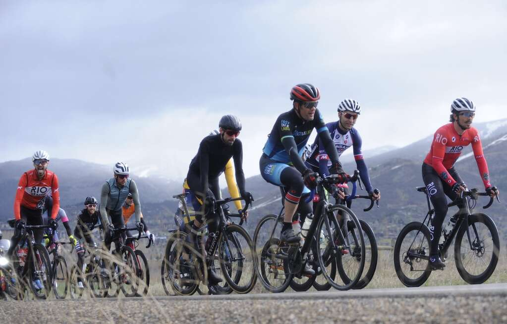 during the 2021 Steamboat Roubaix on Saturday, May 8. (Photo by Shelby Reardon)