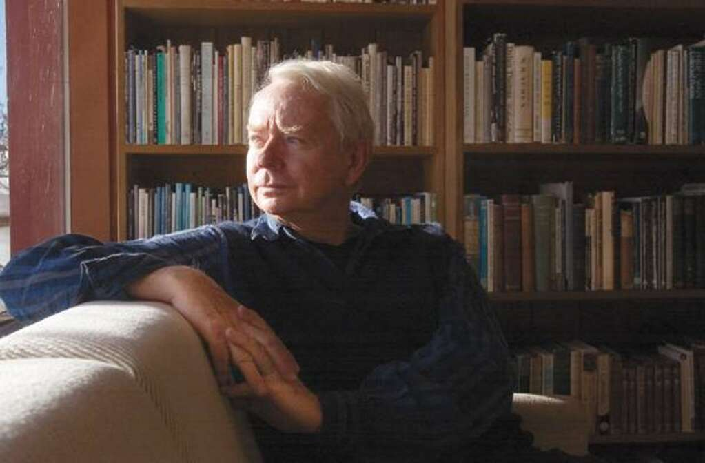 Brucer Berger photographed at home in Aspen in 2005. (Aspen Times file)