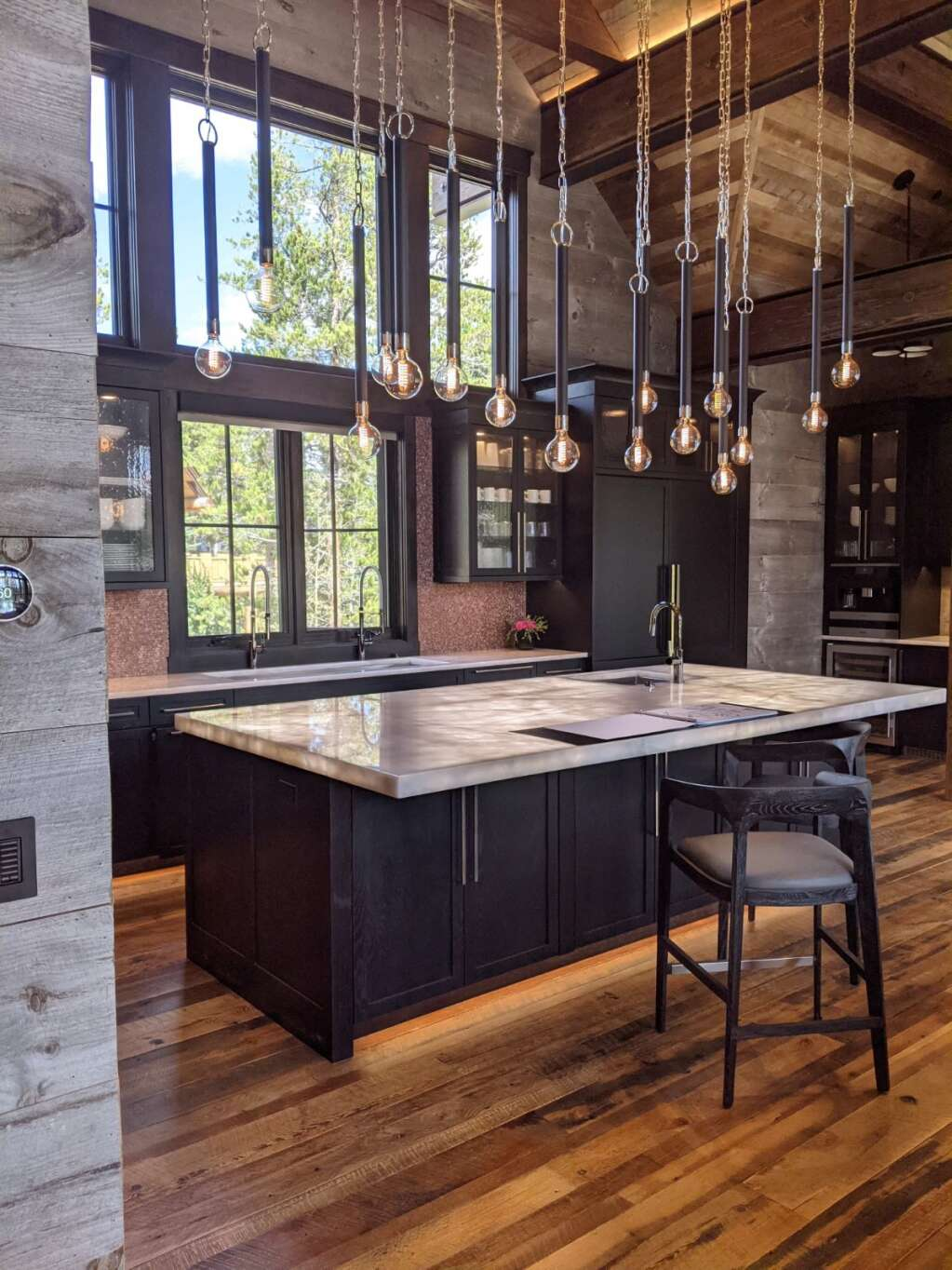 The 2021 Parade of Homes' Mountain Living Peak Award winner was built by The Pinnacle Companies in Breckenridge. The event raised $45,000 for The Summit Foundation in 2019.   Summit County Builders Association/Courtesy photo