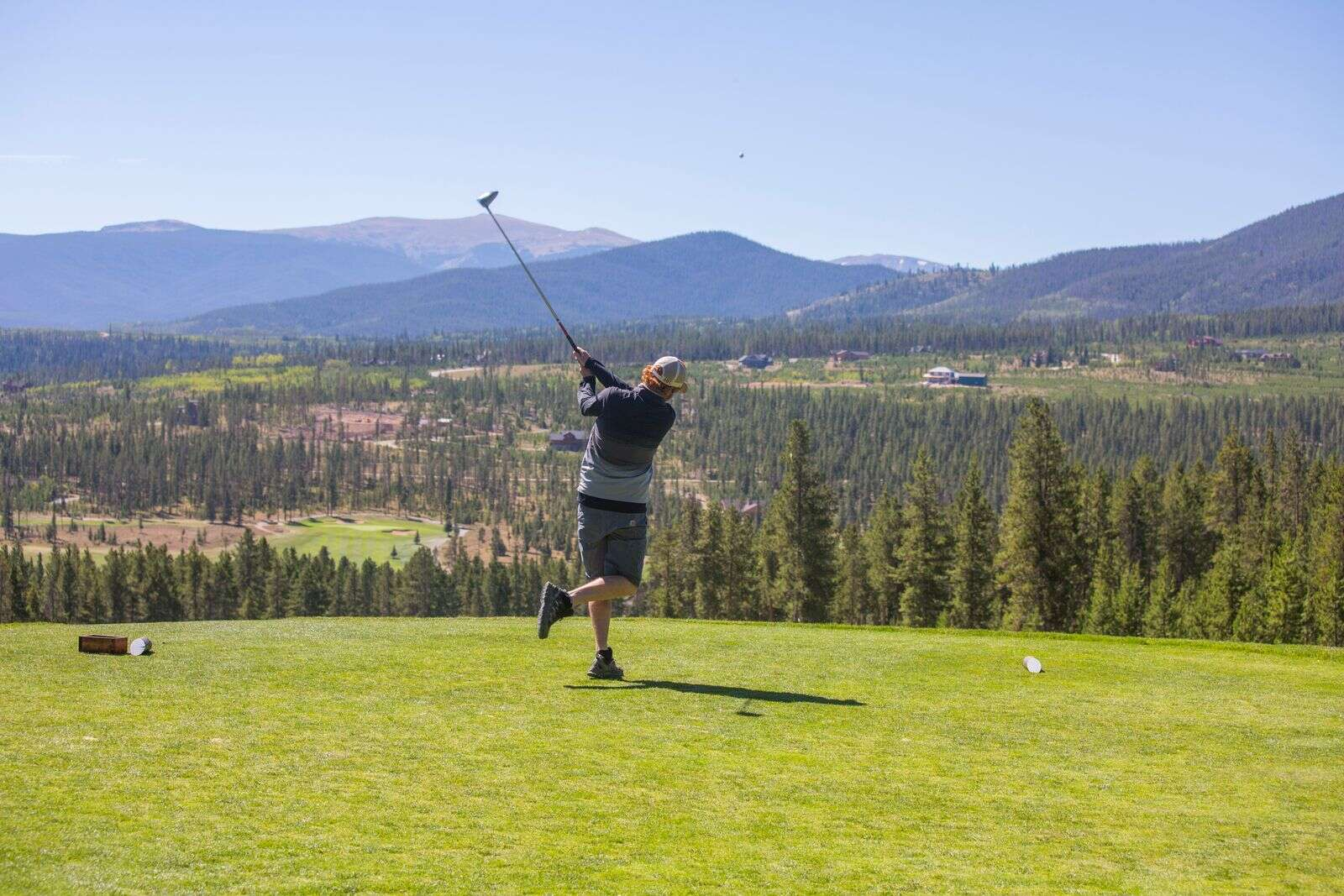 The BLAST golf tournament for Middle Park Medical Foundation raised almost $22,000 in its first year.