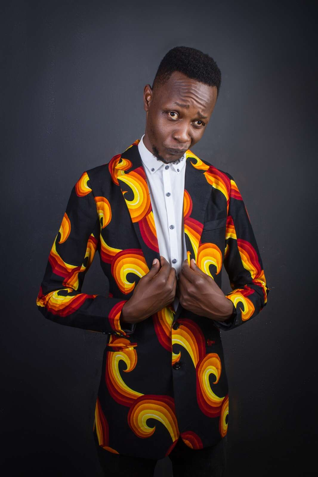 Long John The Comedian dials in from Zimbabwe for virtual Vail Comedy Show