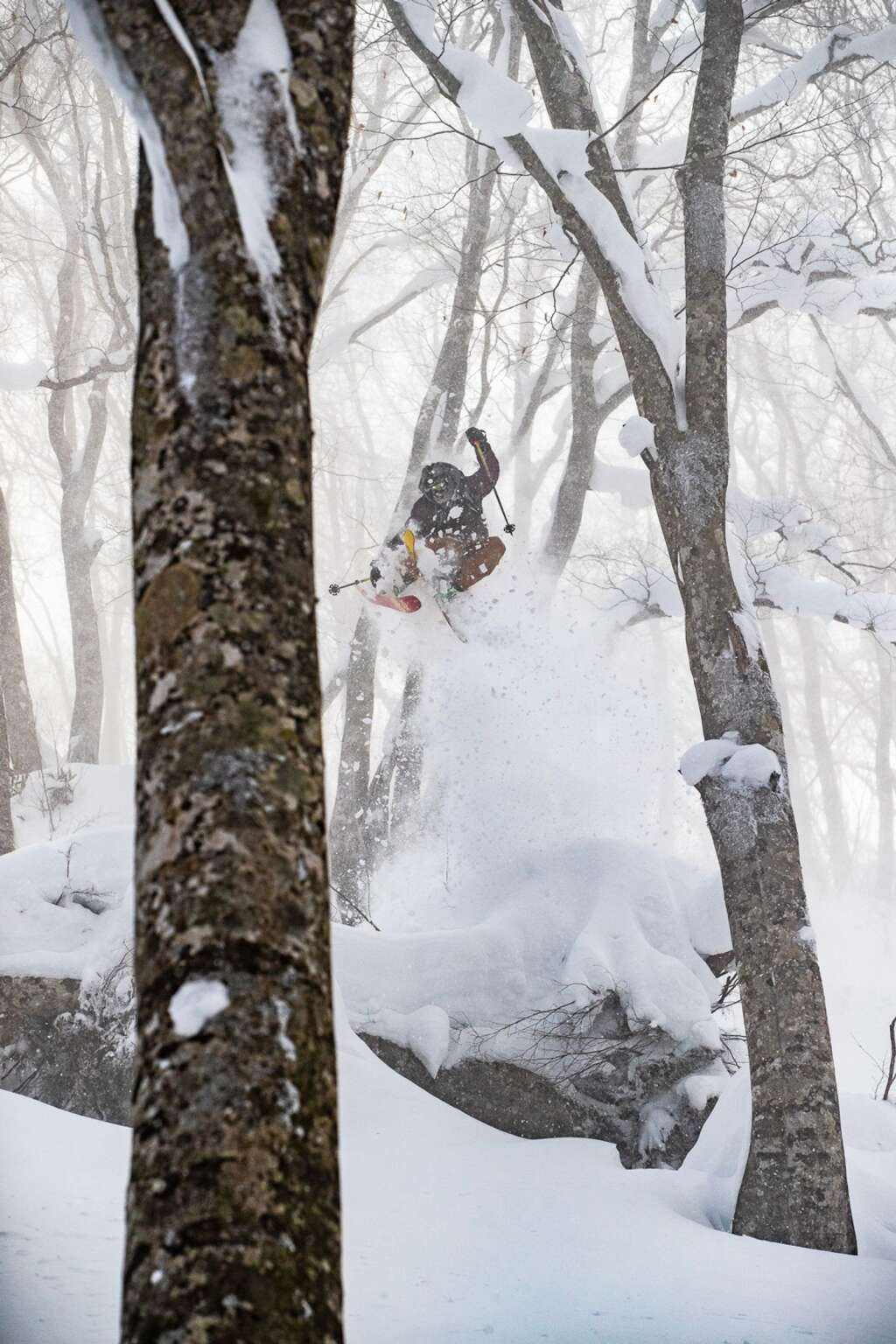 "Aspenite Colter Hinchliffe in the Japan segment of ""Make Believe."" (Courtesy photo)"