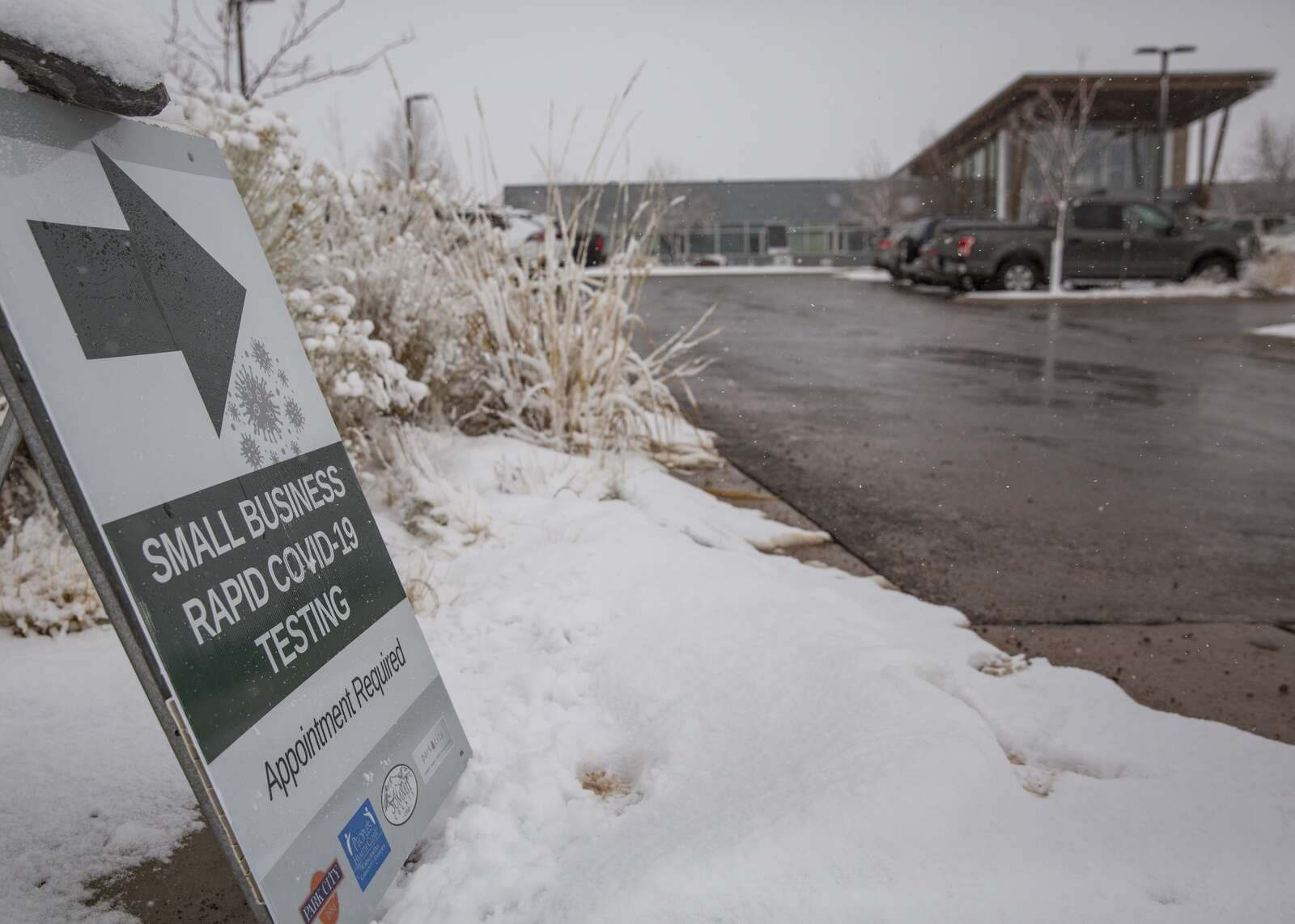 A free rapid testing program in Summit County has helped 385 workers shorten their quarantines