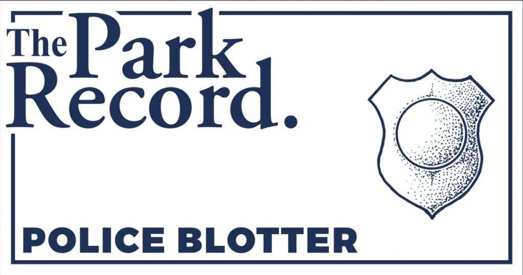 Park City police blotter: Waterworks issues reported