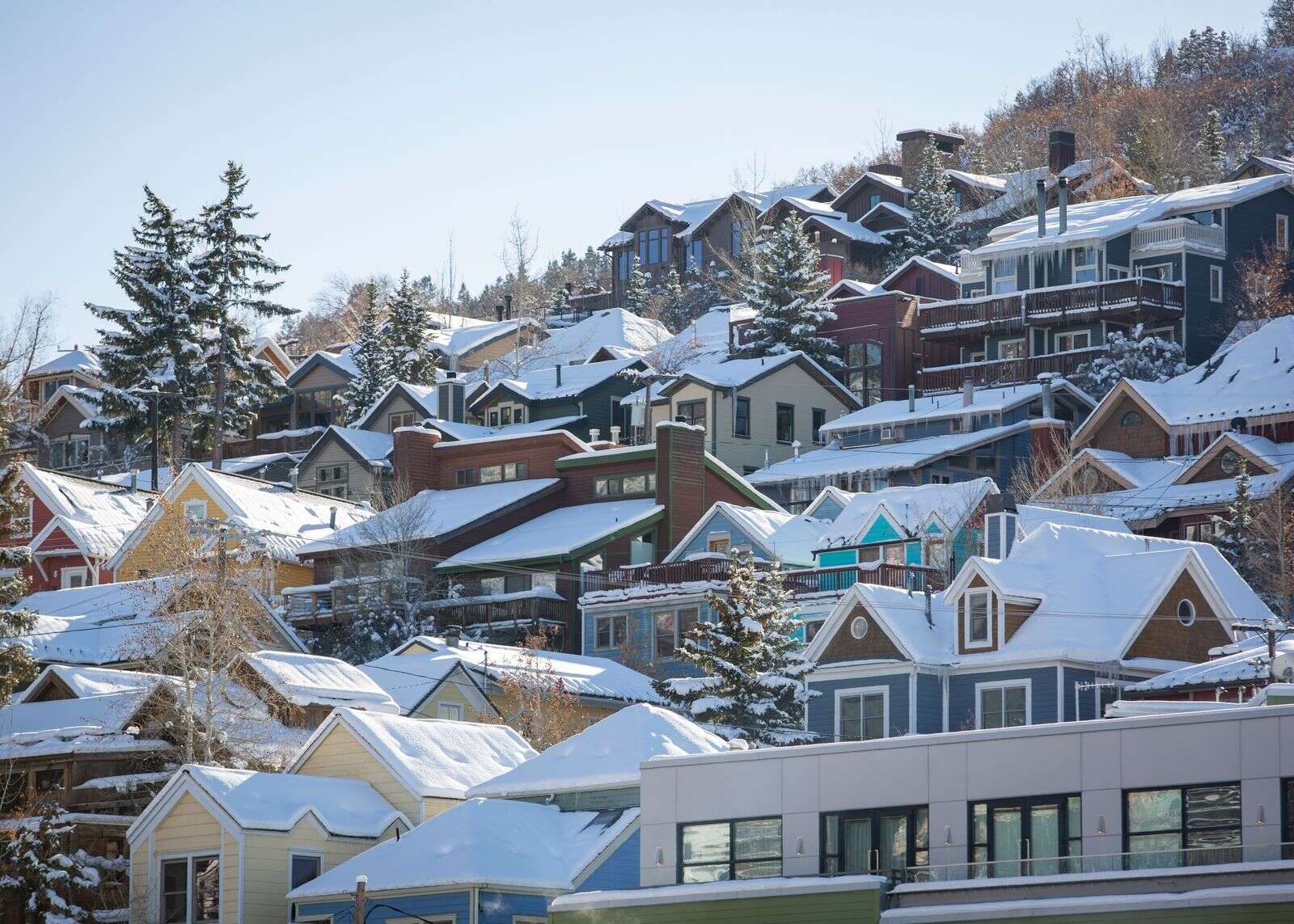 Park City's best eras recognized as '1990s (pre-Olympics)' and '2000s Boom times'