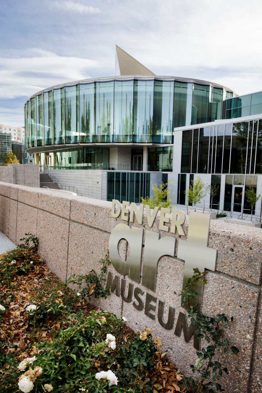The expanded Denver Art Museum will reopen to the public on Oct. 24. (James Florio/Courtesy photo)