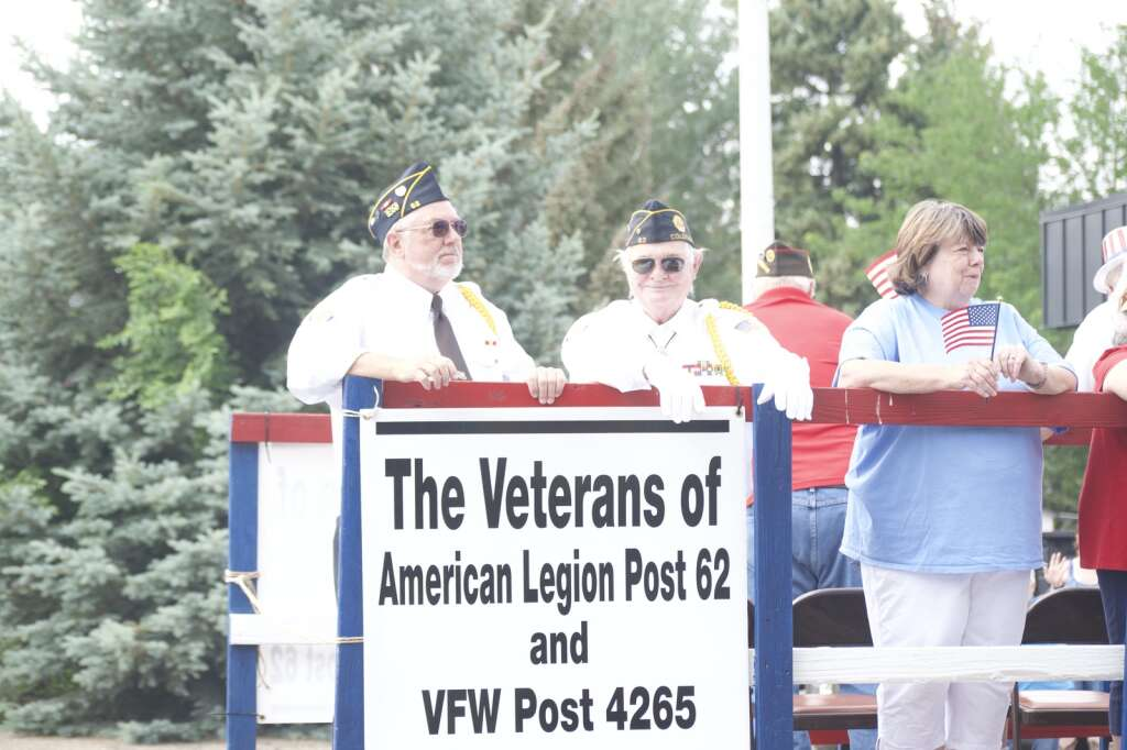 Craig's Fourth of July parade, held July 5, 2021, marched down Victory Way Monday morning. | Cuyler Meade / Craig Press