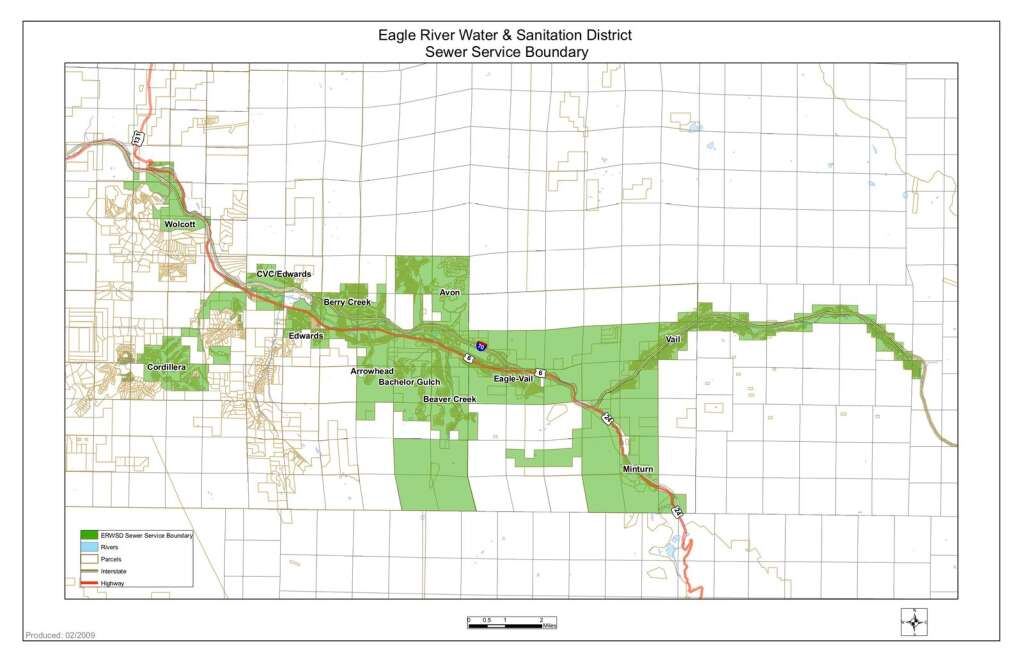 The Eagle River Water and Sanitation District treats water for the entire service area of both the district and the authority, with the addition of Minturn. | Eagle River Water and Sanitation District/Courtesy Photo