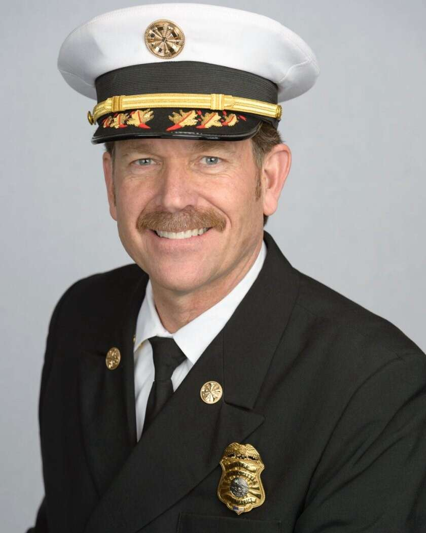 Chief Paul Hewitt   Courtesy of the Park City Fire District