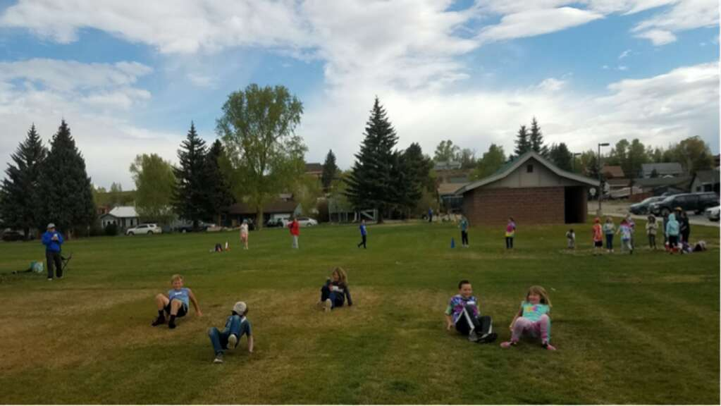 The annual field day was a great success.