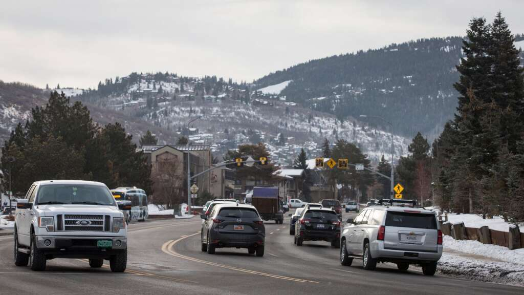 Park City police officers are busy, and that could be a good sign for economy