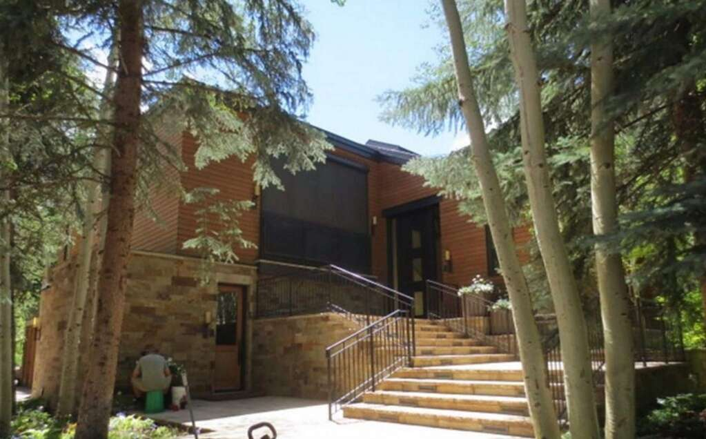 This 8,300-square foot house on Ute Place sold for $22.85 million from one LLC to another in October 2020. | Courtesy Pitkin County Assessor's Office